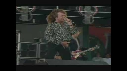 Robert Plant - Wearing And Tearing (w. Jimmy Page)