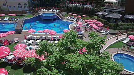 Хайде на басейн- Котвата в Сапарева баня