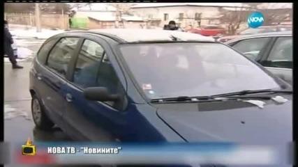 Как не се обира инкасо автомобил - Господари на ефира (27.03.2015г.)