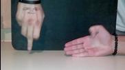 Чупене на пръсти
