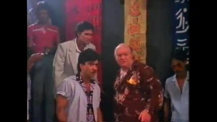 Тигрова Акула Филм С Джон Куейд Брайт Tiger Shark 1987