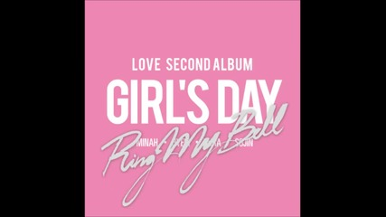 Girl's Day - Ring My Bell [love Second Full Album]