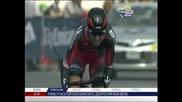 Тайлър Фини спечели първия етап в Дубай