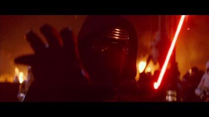 Междузвездни войни: Силата се пробужда (трейлър с български субтитри)