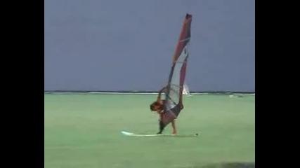 Bonaire 2008 - Light Wind Freestyle