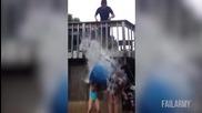 Най добрите провали - Ice Bucket Challenge - Failarmy