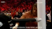 Cm Punk vs Triple H - Night of Champions 2011 [hq]