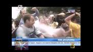 ! Бой с възглавници, интернет инициатива, 02 юли 2010, Господари на ефира