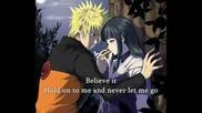 Naruto And Hinata Love - Nickelback - Far Away