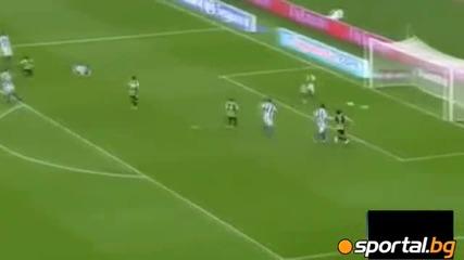 Реал С. - Еркулес 1 - 3