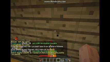 Minecraft 1.3.2 Bg server