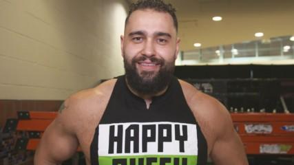 Русев се връща обратно към първите си битки: WWE 11.1.2019