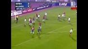 Сърбия - България 4 - 1 ( I Полувреме )
