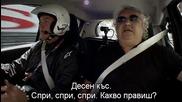 Top Gear / Топ Гиър - Сезон17 Епизод2 - с Бг субтитри - [част4/4]