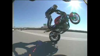 Stuntbiking clip 2