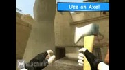 Counter Strike For kids :d ...