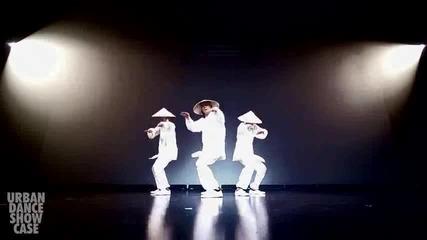 Quick Crew -- Urban Dance Showcase --