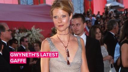 Gwyneth Paltrow donates Oscar dress (she hates anyway) for Covid-19