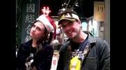 Коледата В Япония (песничка) Смях