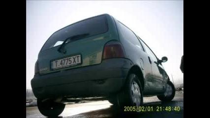 Ford Sierra & Renault Twingo