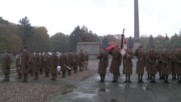 Poland: Red Army soldier remains discovered in Poland formally buried after 70 years