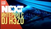 NEXTTV 023: Гост DJ: Интервю с DJ H3z0