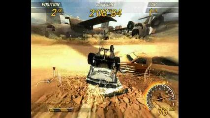 Flatout 2 - Crashes, Stunts, Fun!