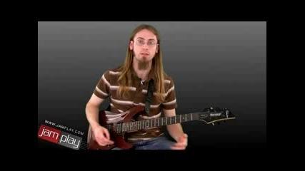 Pantera Walk - Guitar Lesson