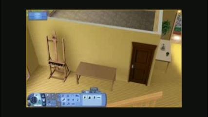 The Sims 3 - Building a House 11 - Tangerine Villa - Part 4 - Interior