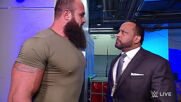 Braun Strowman intends to leave WrestleMania Backlash as WWE Champion: Raw, April 26, 2021