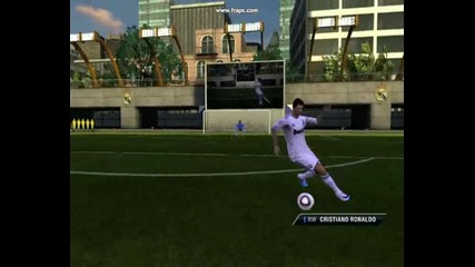 Fifa 11 little Jogging and some Goal !!