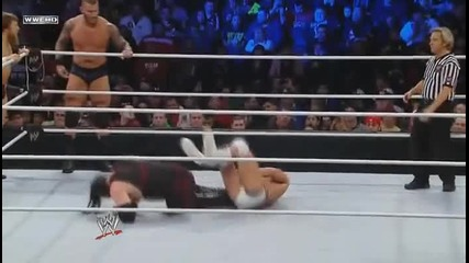 Wwe Smackdown 18.01.2013 Kane, Daniel Bryan, Randy Orton vs Wade Barrett, Cody Rhodes, Damie Sandow