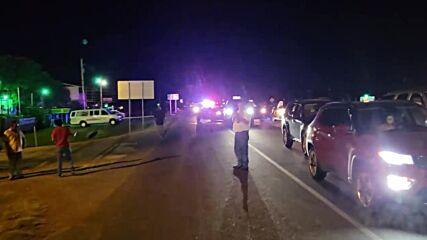 USA: Texas border bridge closed amid massive influx of migrants in Del Rio
