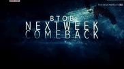 [teaser] Btob - Comeback Next Week 300813