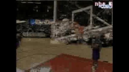 T - Mac Slam Dunk