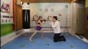 Така тренират рускитe деца