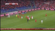 Швейцария 0:2 Англия 08.09.2014