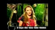 Emily Osment - Once Upon A Dream [lyrus [full Music Video]