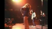 Led Zeppelin Comunication Breakdown Live