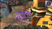 2vs2 Warrior Arms and Priest disc vs Warrior Arms and Shaman Resto Evowow