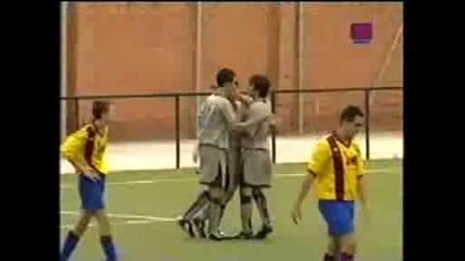 Лионел Меси като юноша на Барселона!