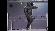 Victor Richards Guest Posing 1994 Fibo