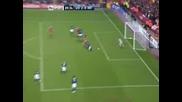 Liverpool - Inter (1/8 Final Cl) - Gerrard 2:0