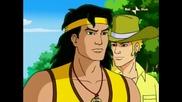 Sandokan Le Due Tigri - 3x20 - Il tempio del cobra part2