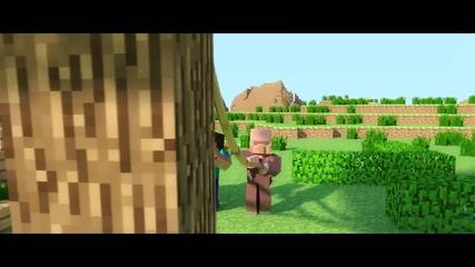 Красив Свят - Оригинална Песен на Minecraft