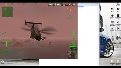 Comanche 4 Opreration islang Hopper missiom 5