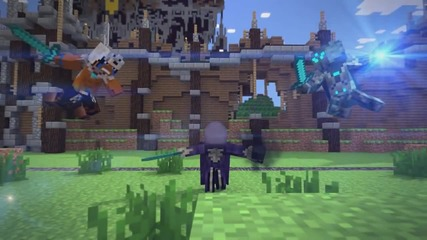 Minecraft battle=batalha no Mega Walls