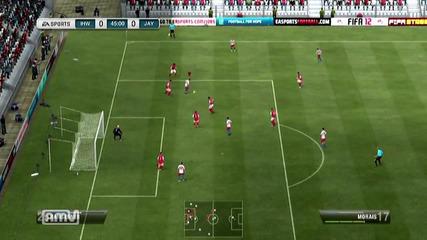 Fifa 12 Goals Compilation #3