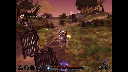 Deathspank - Thongs of Virtue Gameplay
