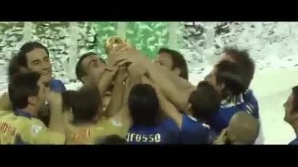 world cup 2010 - waving flag